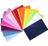 Tester Pack of Quality Acid Free Tissue Paper 60 Sheets - Choose 1 of 12 colours